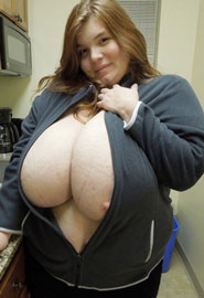 Enormous Lexxxi at Divine Breasts.