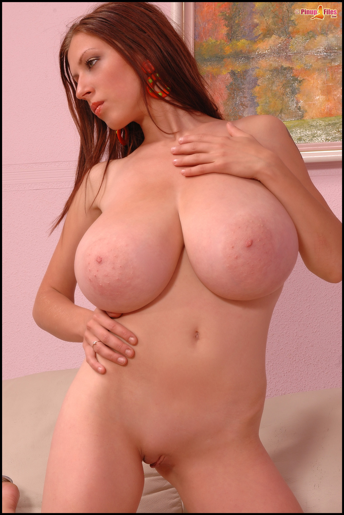 A big breast