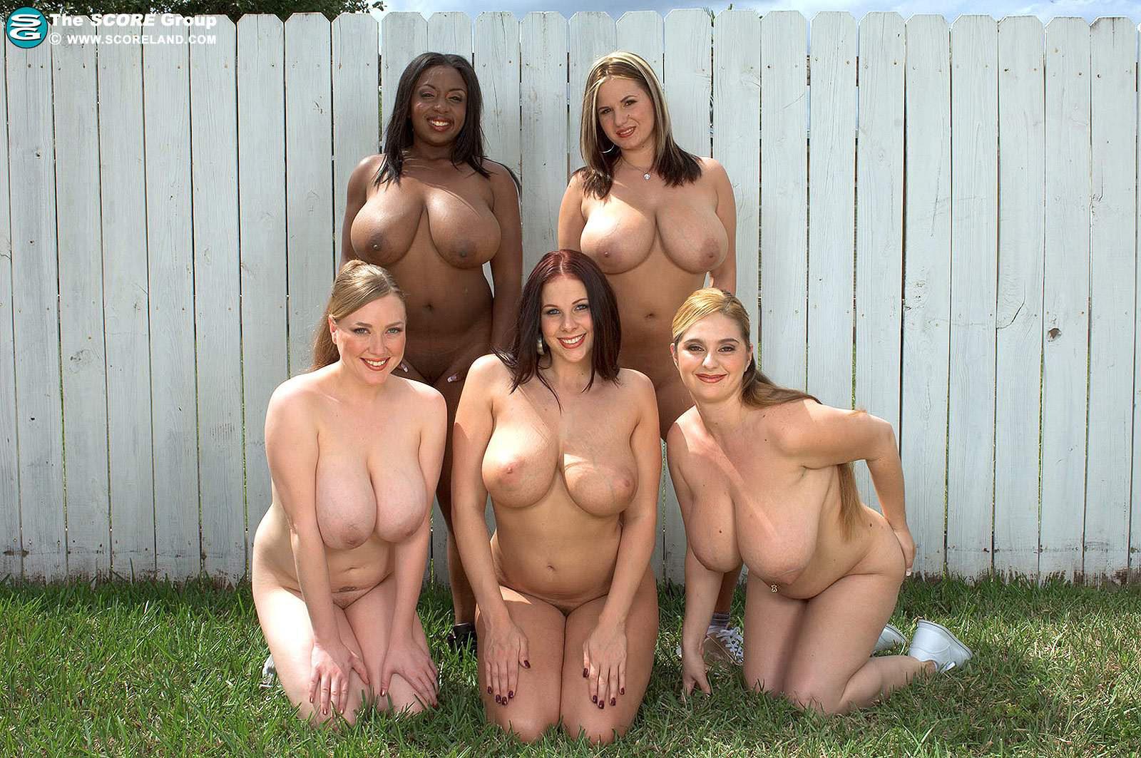 Пухленькие деревенские голые девушки 10 фотография