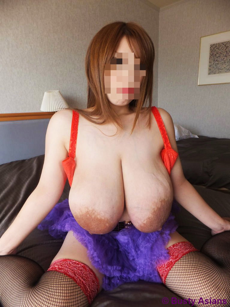 Kaori Asian Big Breast