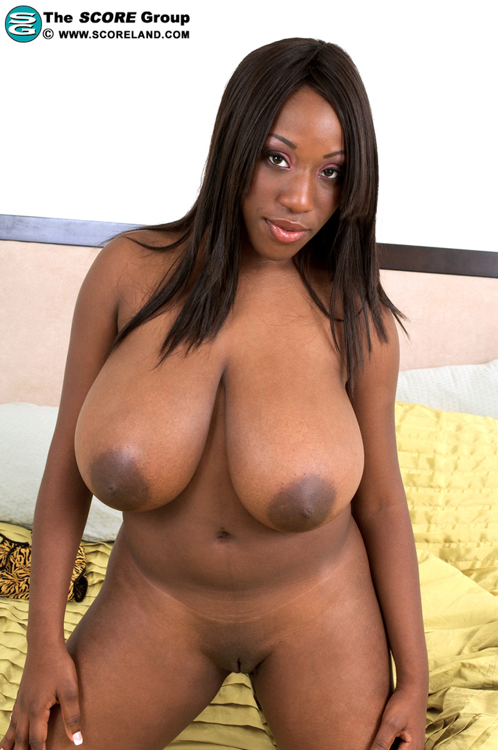 sexy nude blacks with big boobs