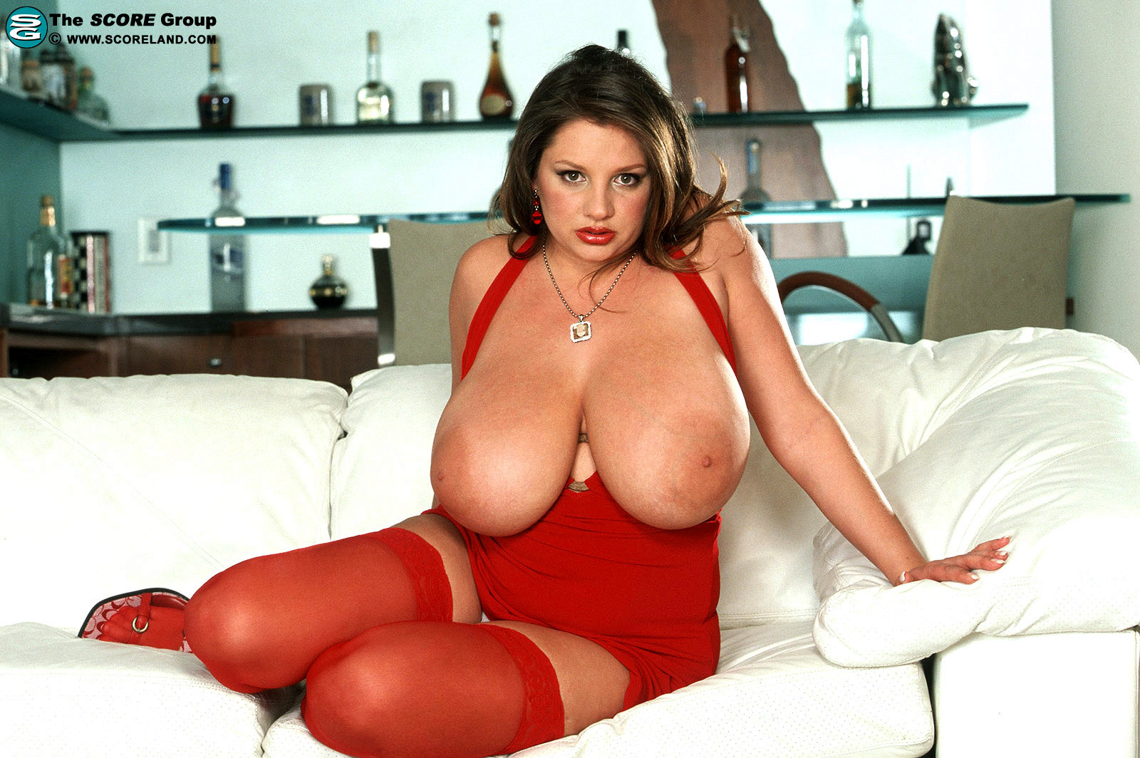 Elite brunette perky tits babes nude